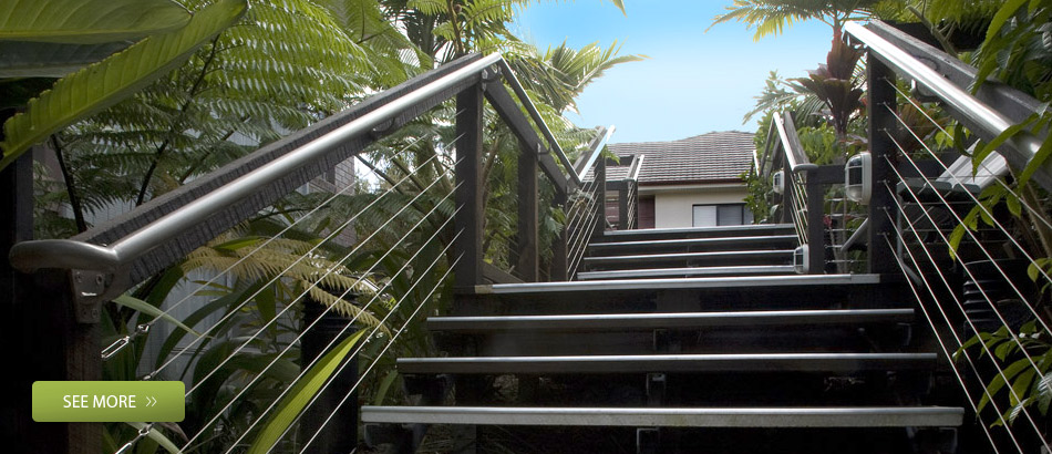 balustrades Home Page
